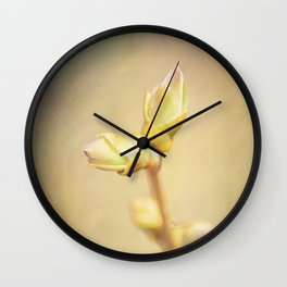 New Beinnings Wall Clock