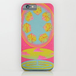 There Must Be Some Reason We Linger iPhone Case