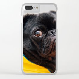Polly Clear iPhone Case