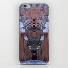 Gate I iPhone & iPod Skin