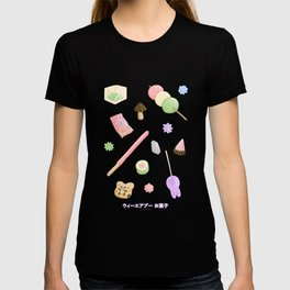 Weeaboo Candy T-shirt