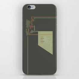 New Technology Commands iPhone Skin