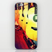 nashville iPhone & iPod Skins featuring Nashville by bobbierachelle