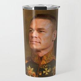 John Cena - replace face Travel Mug