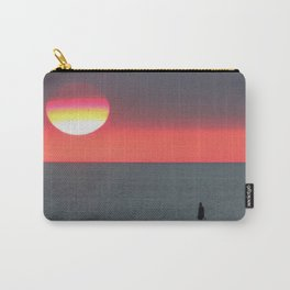 Mercury at Sunset Carry-All Pouch