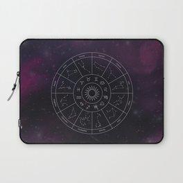 Zodiac Map Laptop Sleeve