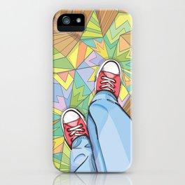 Converse Dream iPhone Case