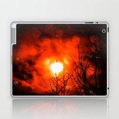 Burning Moon Laptop & iPad Skin