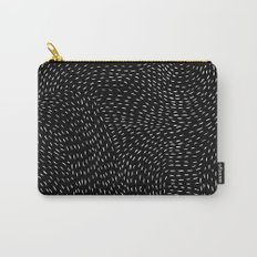 storm   black Carry-All Pouch