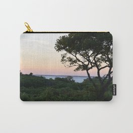 When the Night Sky Touches the Ocean Carry-All Pouch