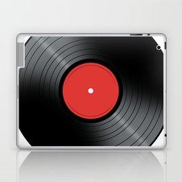Music Record Laptop & iPad Skin