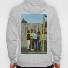 1944 American American Masterpiece 'Harmonizing' by Horace Pippin Hoody