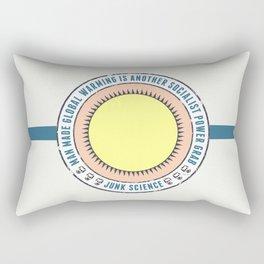 Junk Science Power Grab Rectangular Pillow