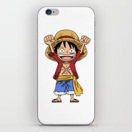 Monkey D. Luffy iPhone Skin