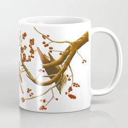 Hermit Thrush Bird Coffee Mug
