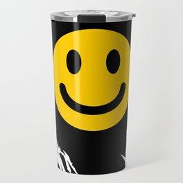 Che Smiley Travel Mug