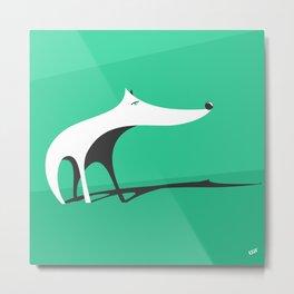 greendog Metal Print