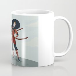 Tomoe Gozen, The Female Samurai Coffee Mug