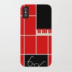 Dmitri Shostakovich - DSCH Slim Case iPhone X