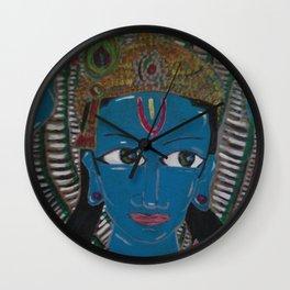 VISHNU-The Preserver Wall Clock