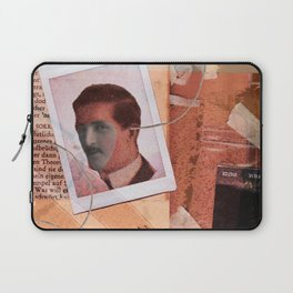 He Never Knew Laptop Sleeve
