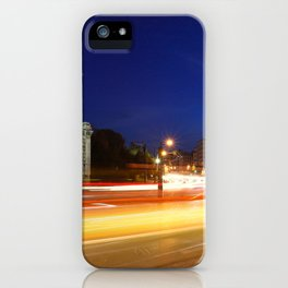 Arch of Hadrian (132 A.D.) in Athens, Greece iPhone Case
