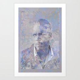 Jazz Master Art Print