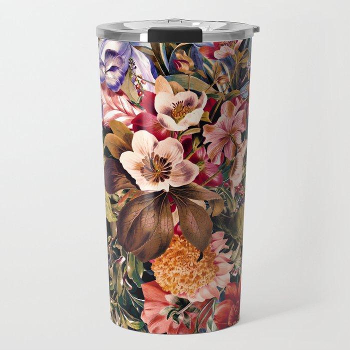 Midnight Garden VII Travel Mug