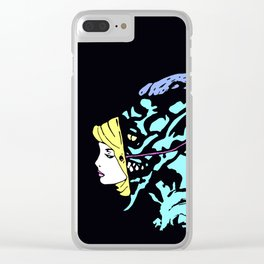 """AVA'S POSSESSIONS"" ARTWORK Clear iPhone Case"