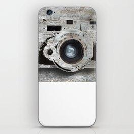 Smile Camera Photo Photography Photographer Gift iPhone Skin