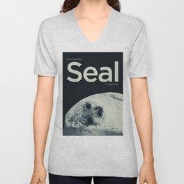 You've Got My Seal of Approval Unisex V-Neck
