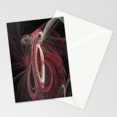 Circles of My Mind Stationery Cards