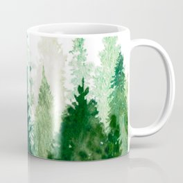 Pine Trees 2 Coffee Mug