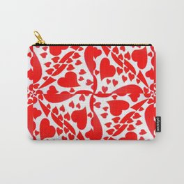 'Twin Flame'  (Original) Carry-All Pouch