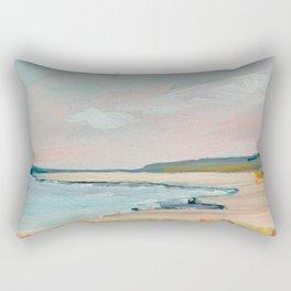 Crane Beach, Ipswich Rectangular Pillow