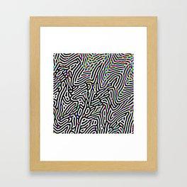 rotation Framed Art Print