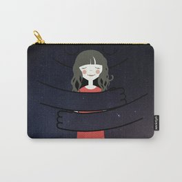 The Universe loves You Carry-All Pouch