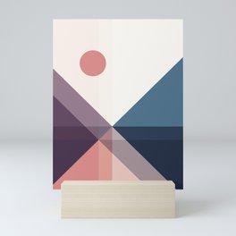 Geometric 1706 Mini Art Print