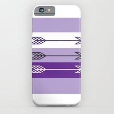 Arrows 3 Lavender  Slim Case iPhone 6s