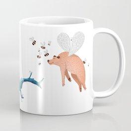 chicken in wonderland Coffee Mug