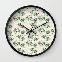 Joyful Growth Wall Clock