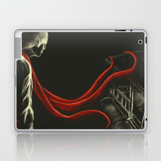 The stranger Laptop & iPad Skin