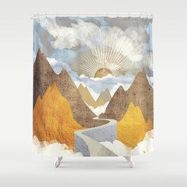 Bright Future Shower Curtain