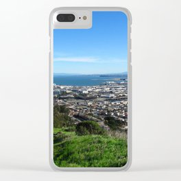South San Francisco 1431 Clear iPhone Case