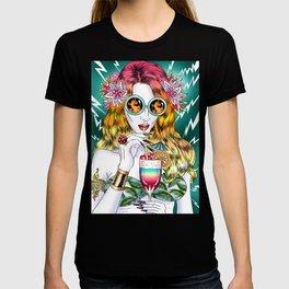 Beach Frenzy T-shirt