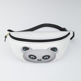 Panda Bear Fanny Pack