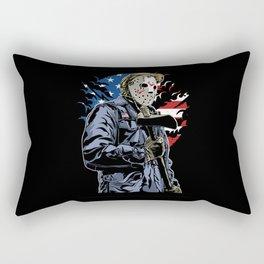 American Killer Rectangular Pillow