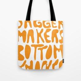 Sagger Maker's Bottom Knocker Tote Bag