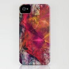 Fractal zen iPhone (4, 4s) Slim Case