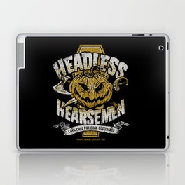 Headless Hearsemen Laptop & iPad Skin